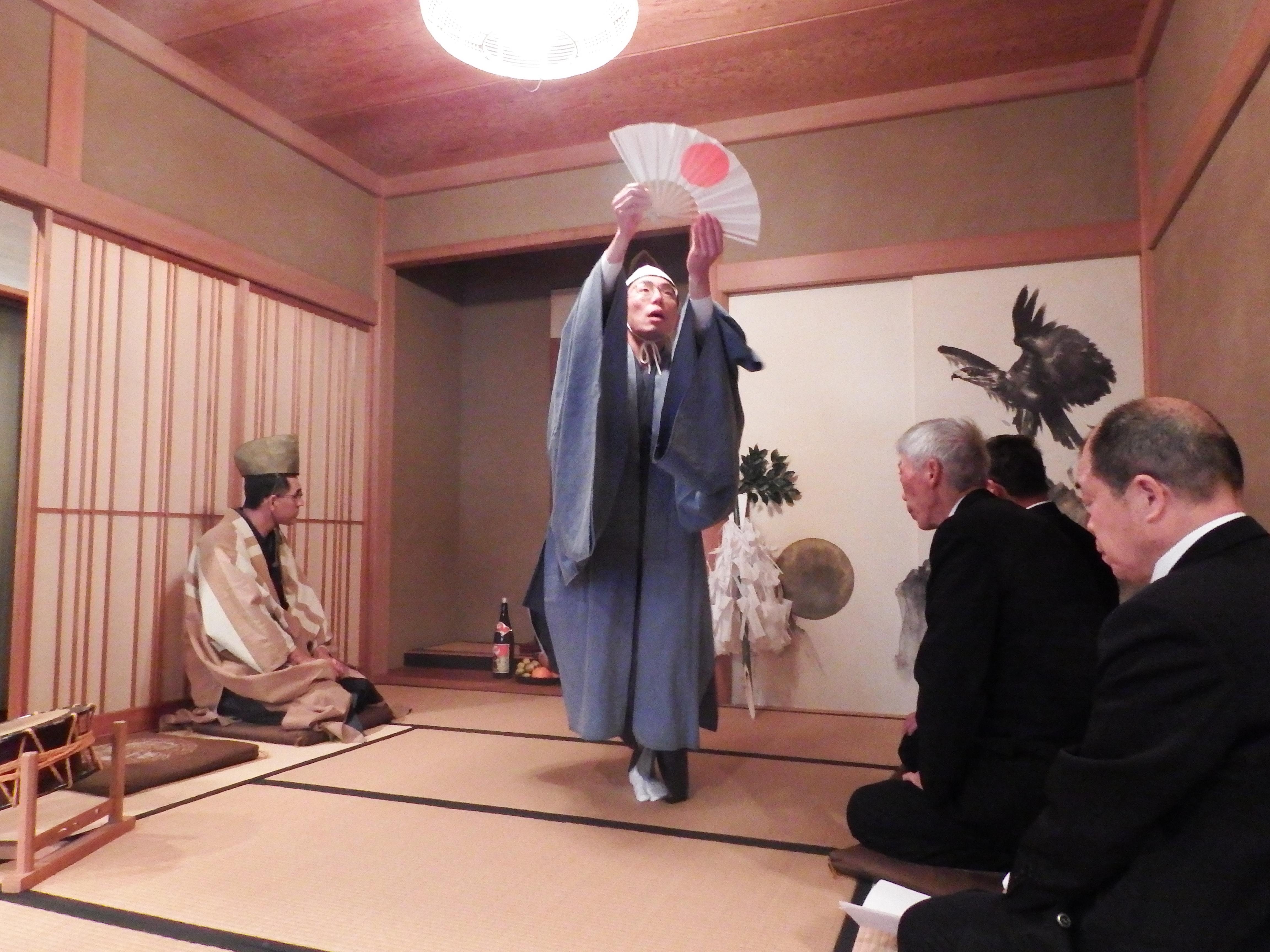毎年2月11日。伊方町二名津地区の伝統の春祭り「お伊勢踊り」に参加してきました!