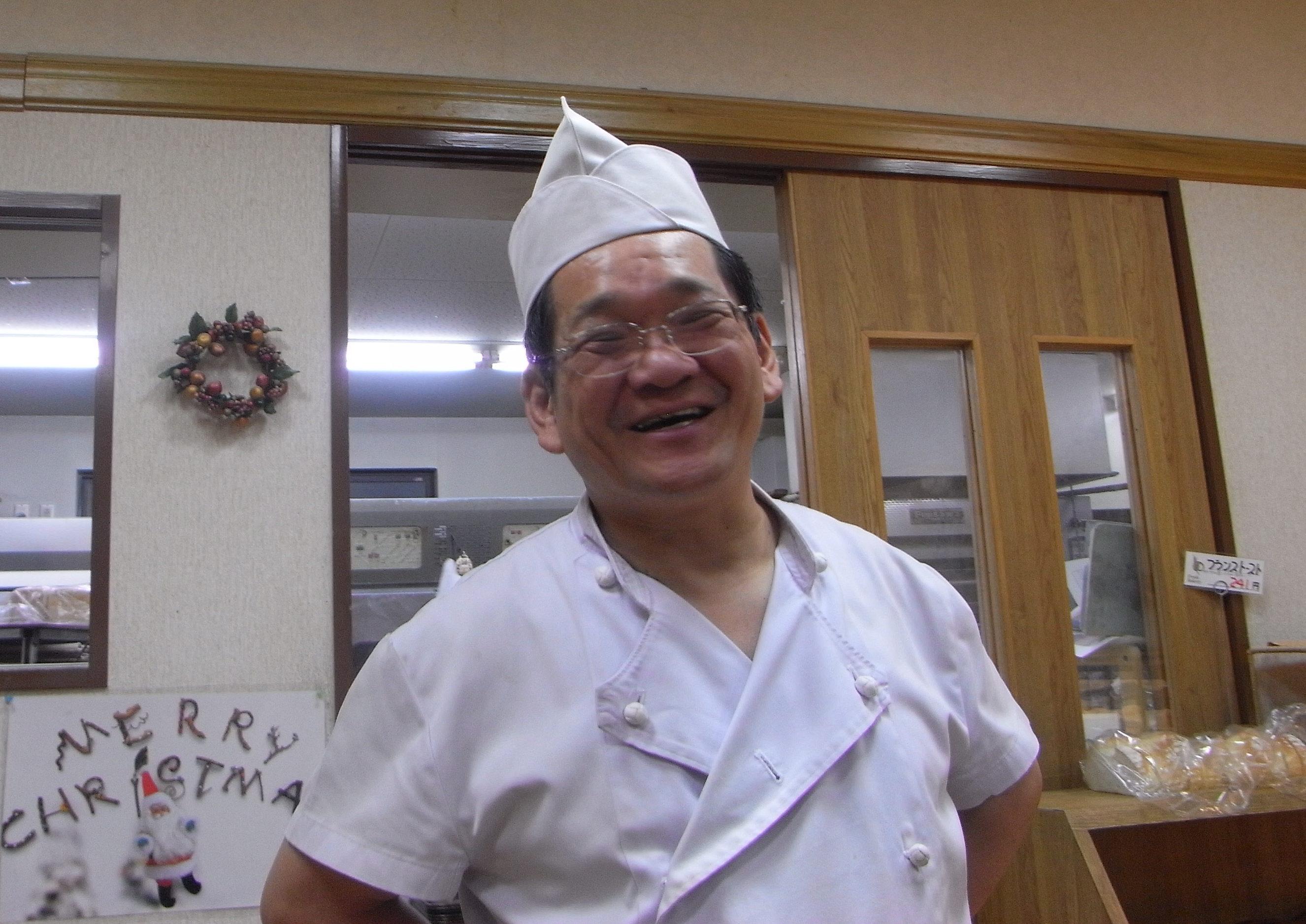 「八幡浜ならではのパンづくりに日々研究!」平田已登志さん