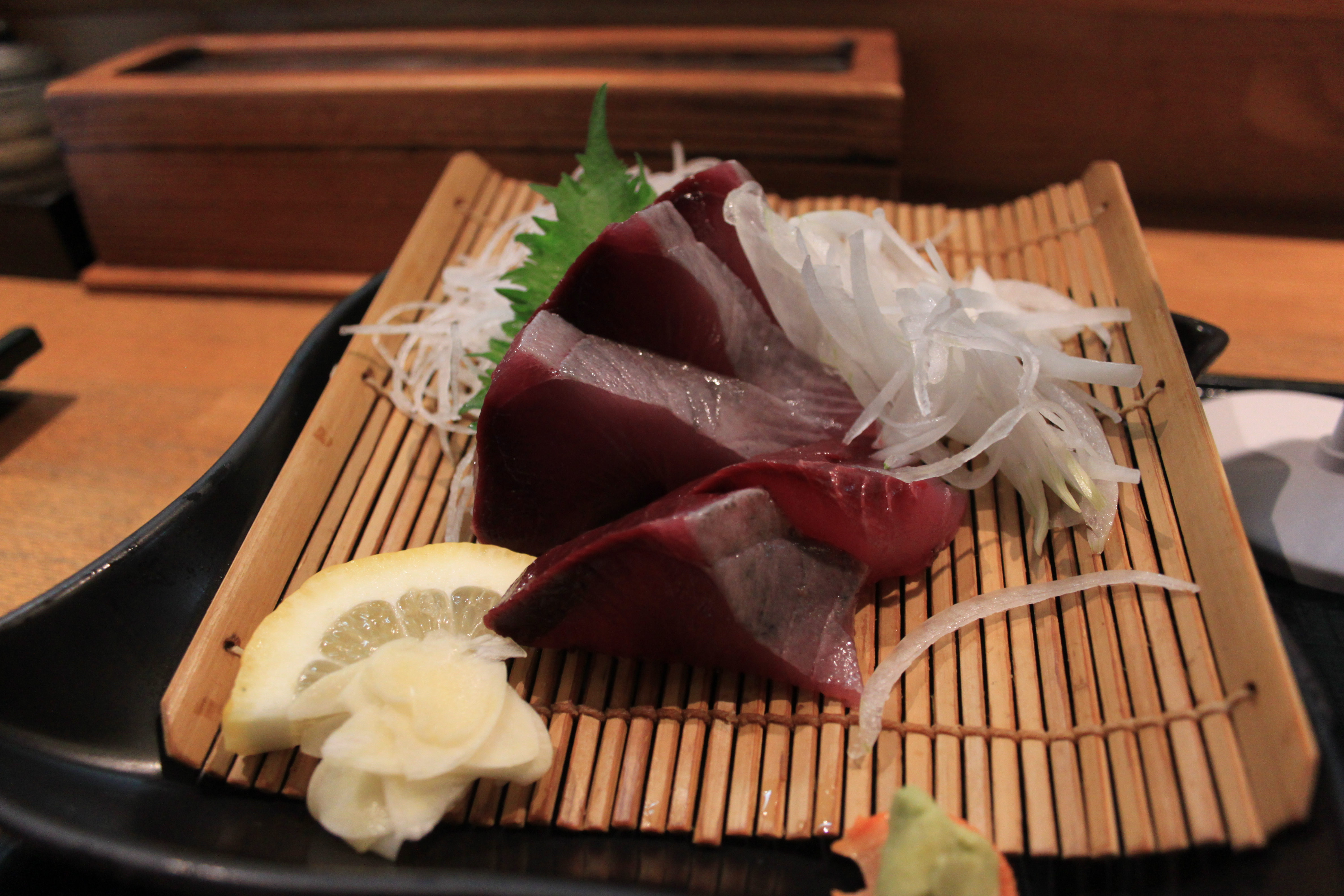 今が旬!愛媛で厳しい品質基準をクリアした稀少な鰹「愛南びやびやかつお」を実食調査してきました!!