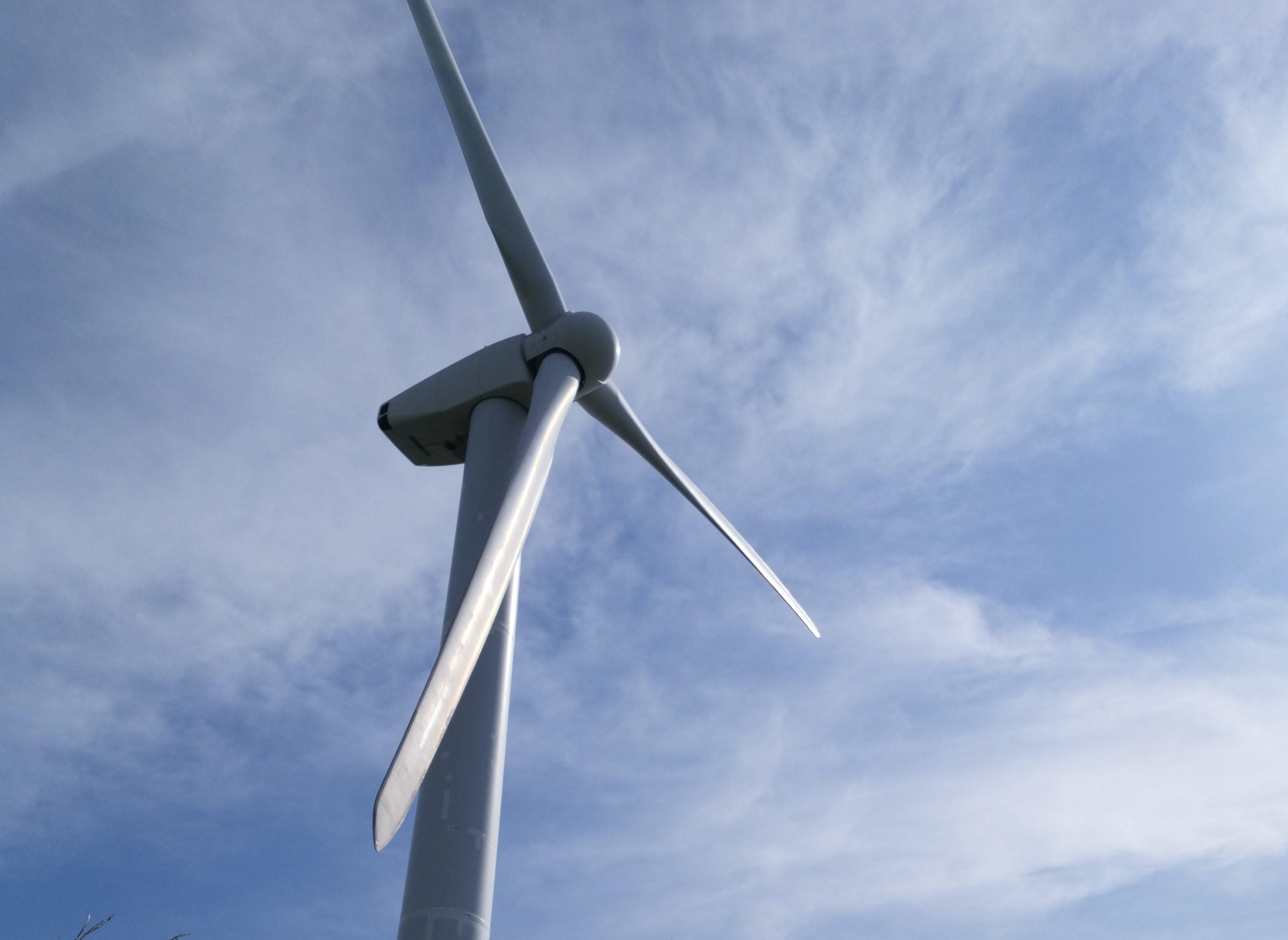 佐田岬半島の真ん中!風車が間近で見える「せと風の丘パーク」がおすすめ!