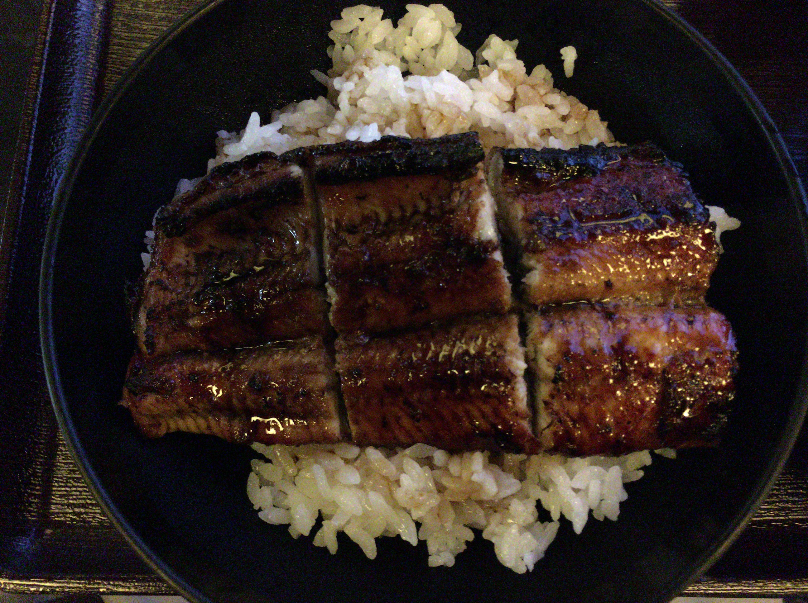 西条で鰻と言えばここ!「鈴吉」で厳選国産鰻を使った「うな丼」を食べてきました!