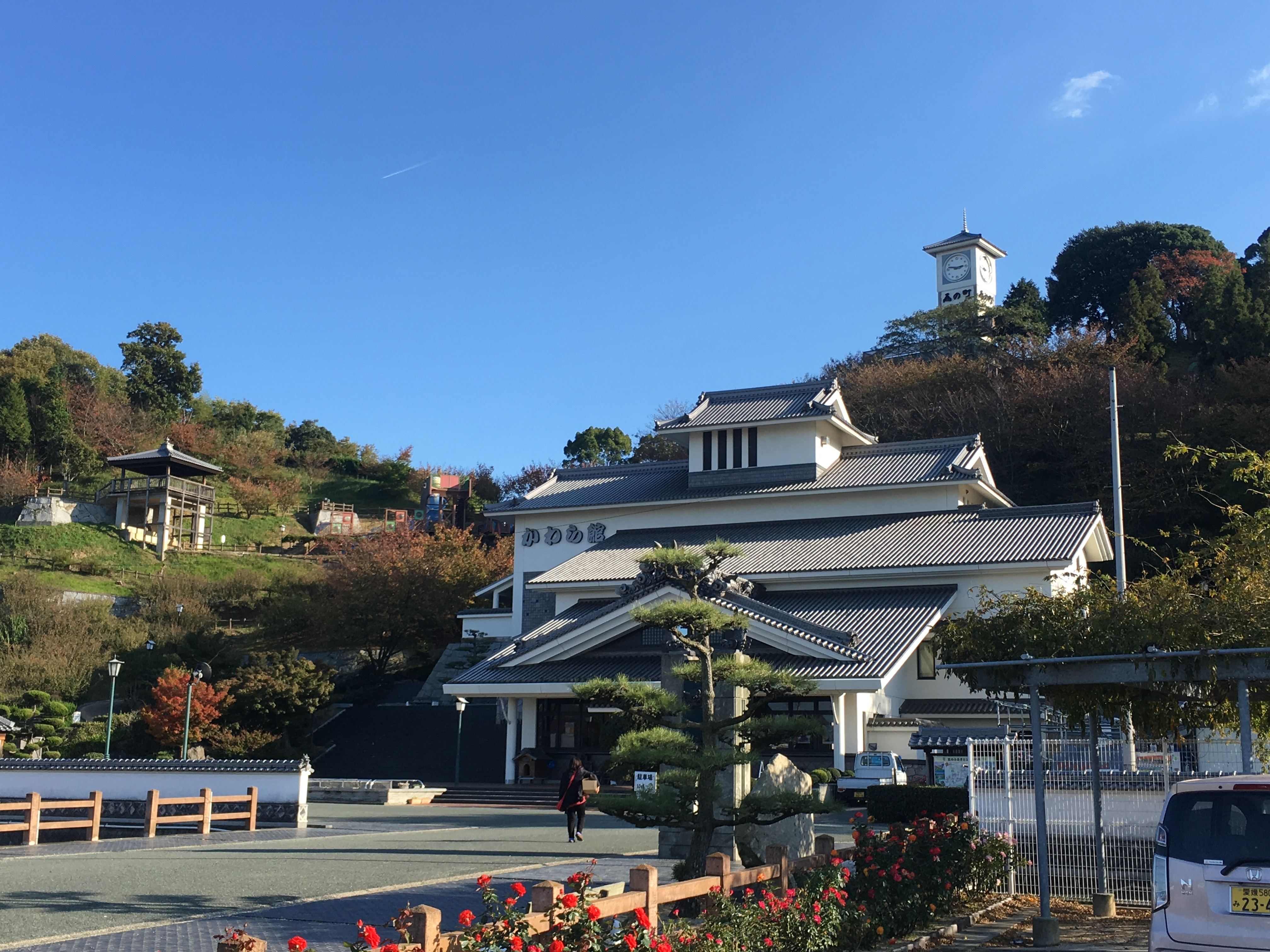 愛媛のゆるキャラの元祖もいた!?「菊間瓦」を学びに、超穴場スポット「菊間かわら館」に行ってきました!