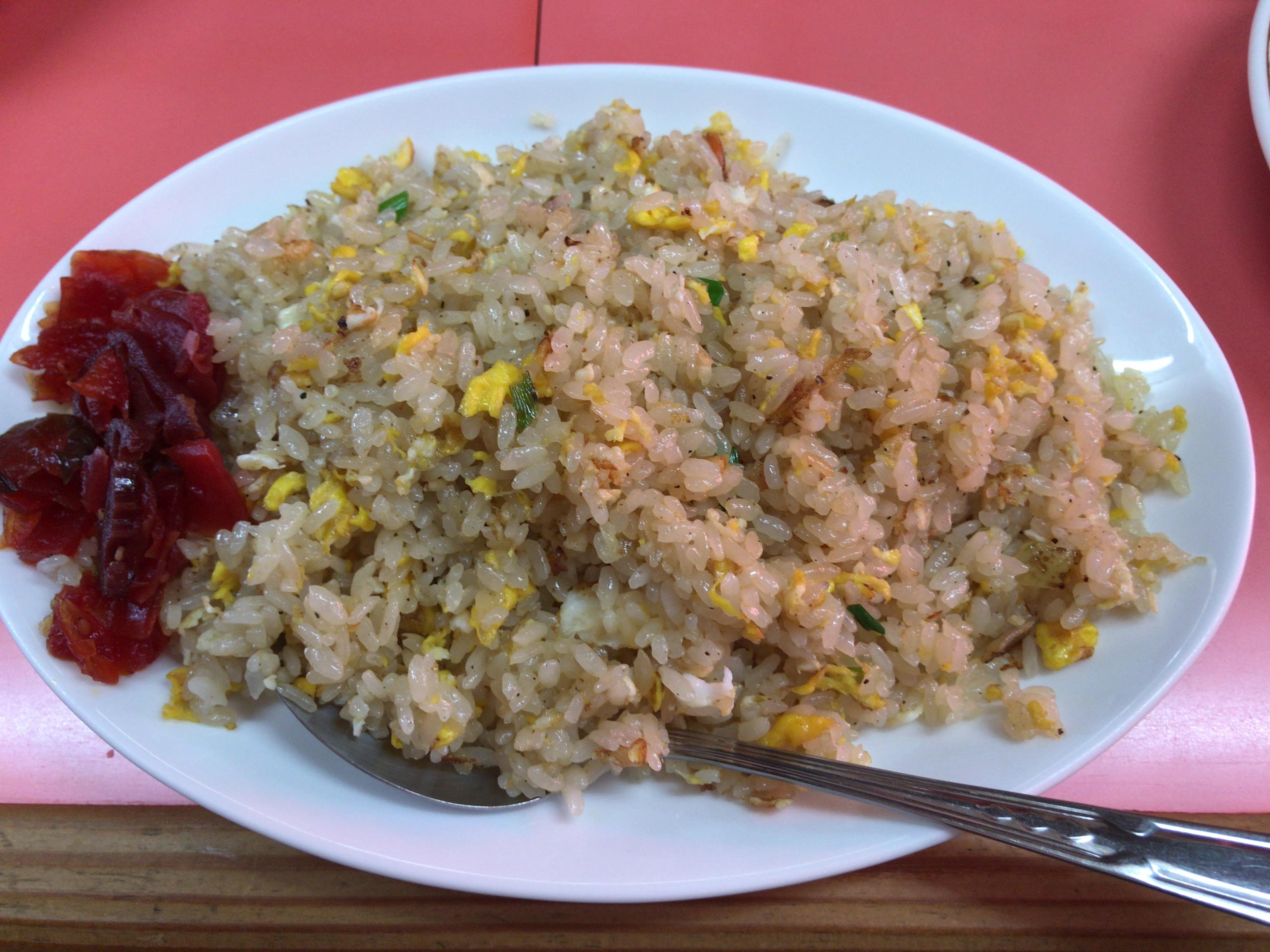 シンプルがちょうどいい!西条市壬生川駅近くにある「上海軒」の絶品焼めしを食べてみたよ!