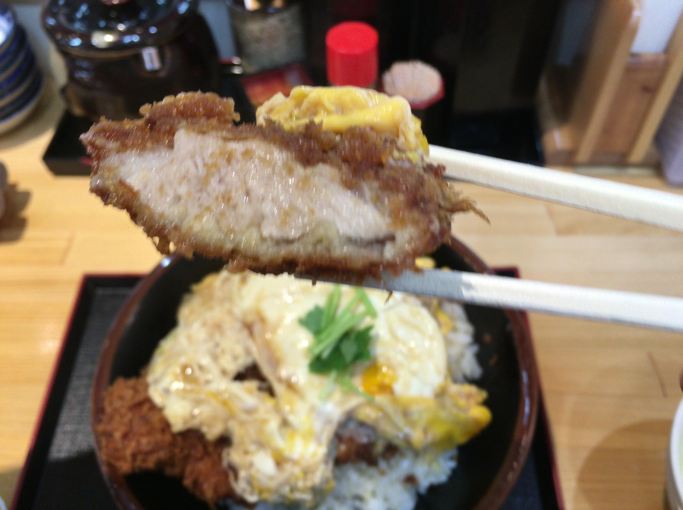 西条のカツ丼の雄は「ごかく」だけにあらず!カツ丼&とんかつ専門店「かつ福」に行ってきました!