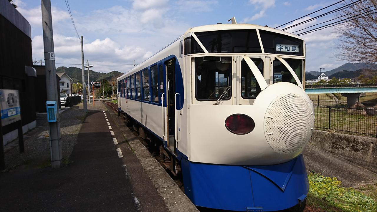 JR路線の旅!「青春18きっぷ」で行く松野町のJR松丸駅周辺を3時間21分で最高に堪能してきたよ!