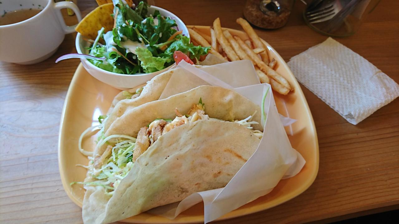 タコスを食べるならここ!四国中央市の「トランキーロカフェ」へ行ってきました!