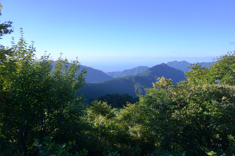 石鎚山頂までもうちょっと! 標高1500メートルにある「国民宿舎石鎚」に宿泊してきました!