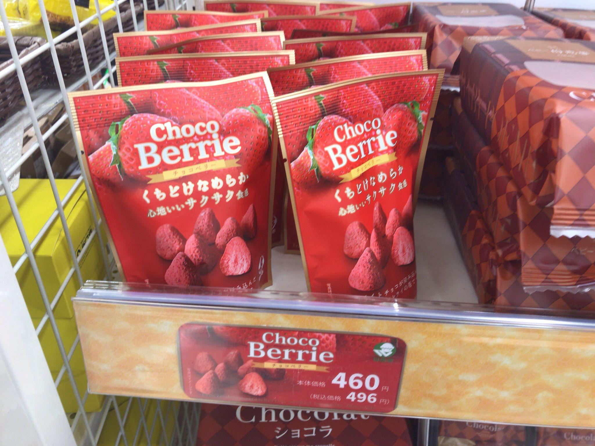 いちごをフリーズドライ!母恵夢本舗の新商品「Choco Berrie」は思わずまた買いたくなる1品だったよ!
