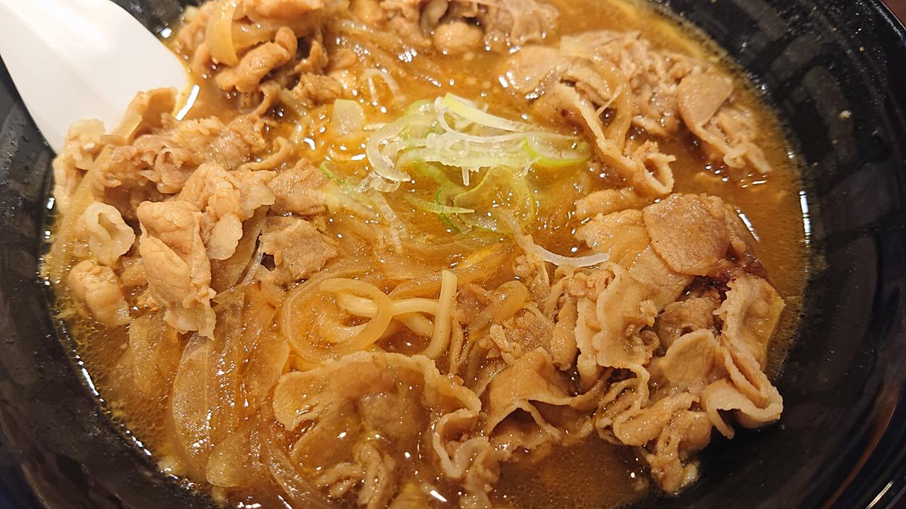 あの「ココイチ」の「カレーラーメン」が四国中央市にもやってきた! 国民的人気食の組み合わせや如何に!?