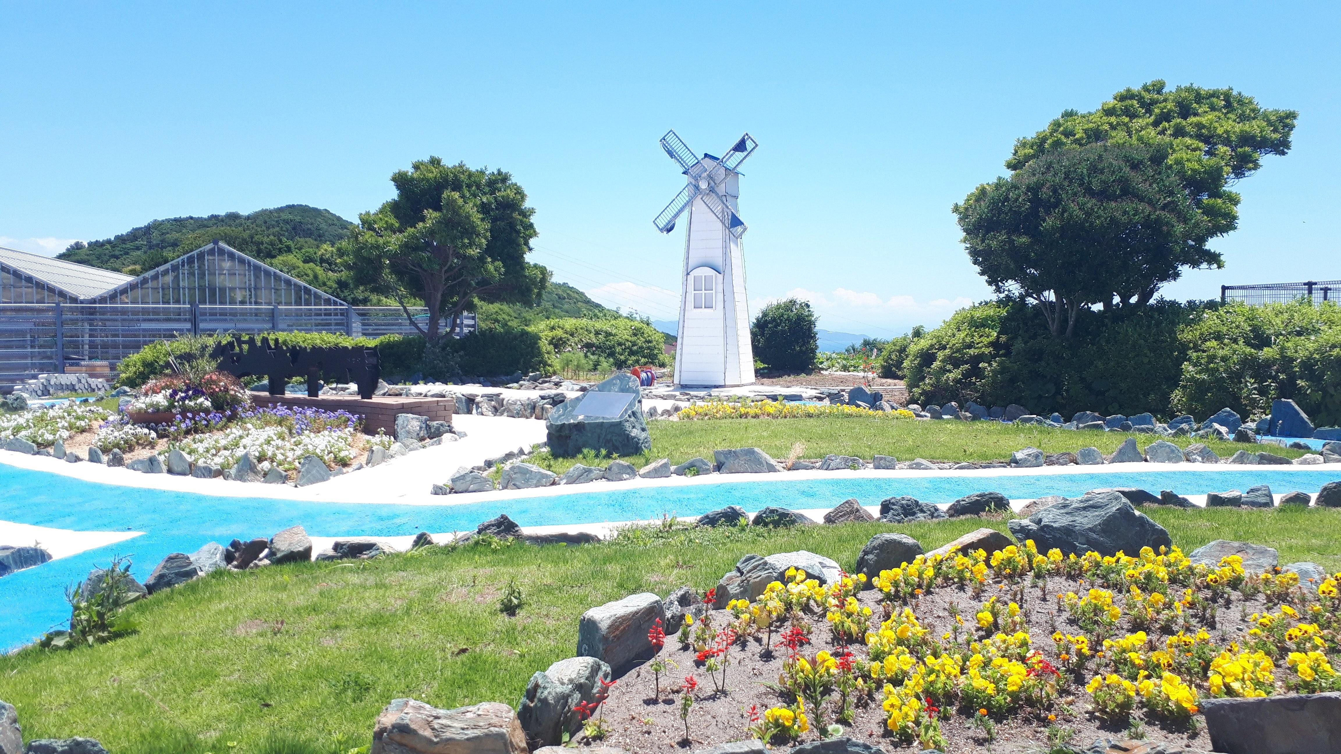 隠れハートを探せ!佐田岬半島にある道の駅「瀬戸農業公園」にできた「スマイルパーク」をご紹介します!