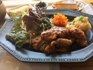 松山市郊外で素敵な「和ランチ」が話題!「Emu the kitchen」の「Emuランチ」を食べてきたよ!