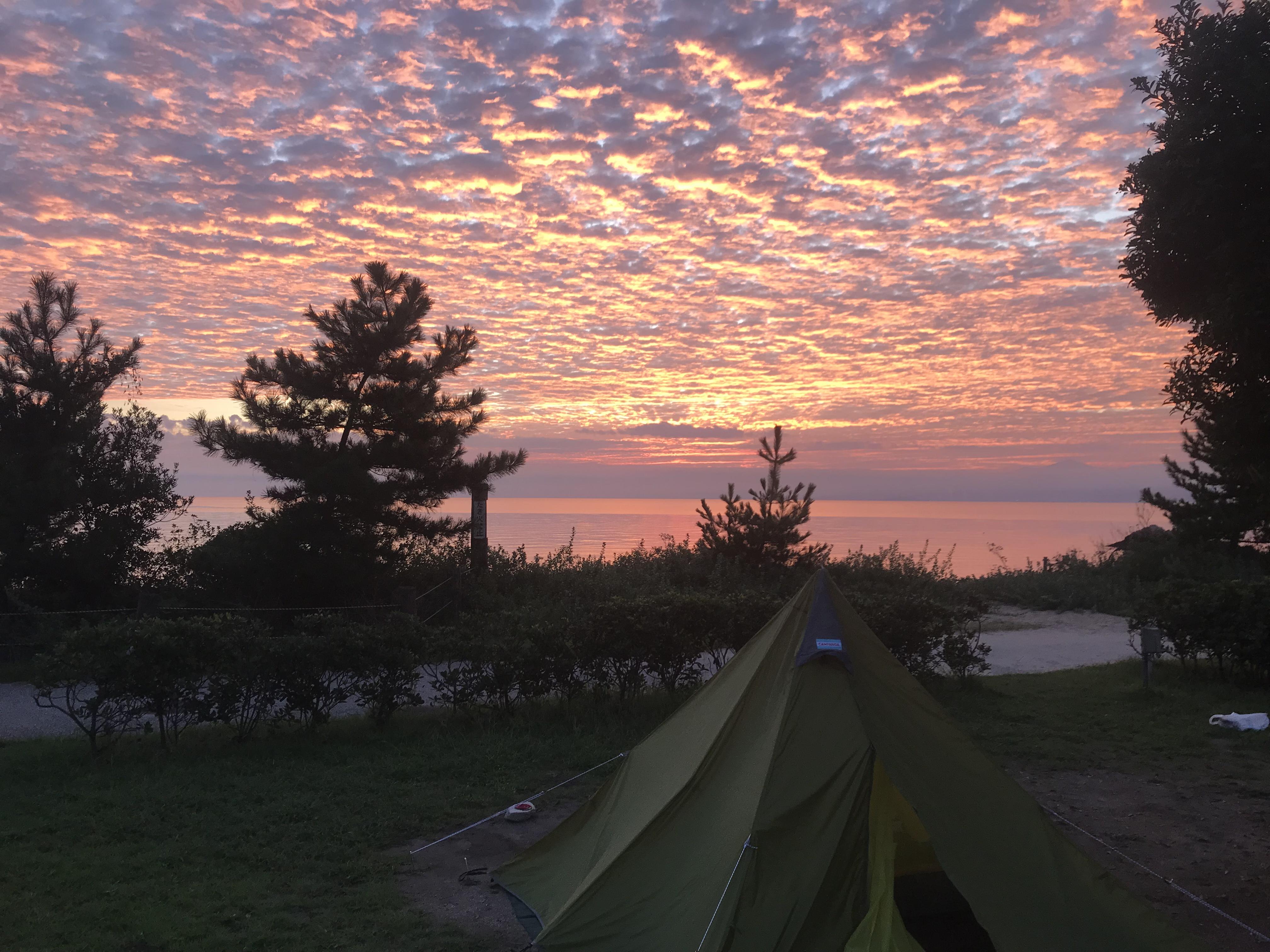 西条市にある「休暇村瀬戸内東予」でキャンプ!設備や周辺施設を含めた使い方をレビューするよ!