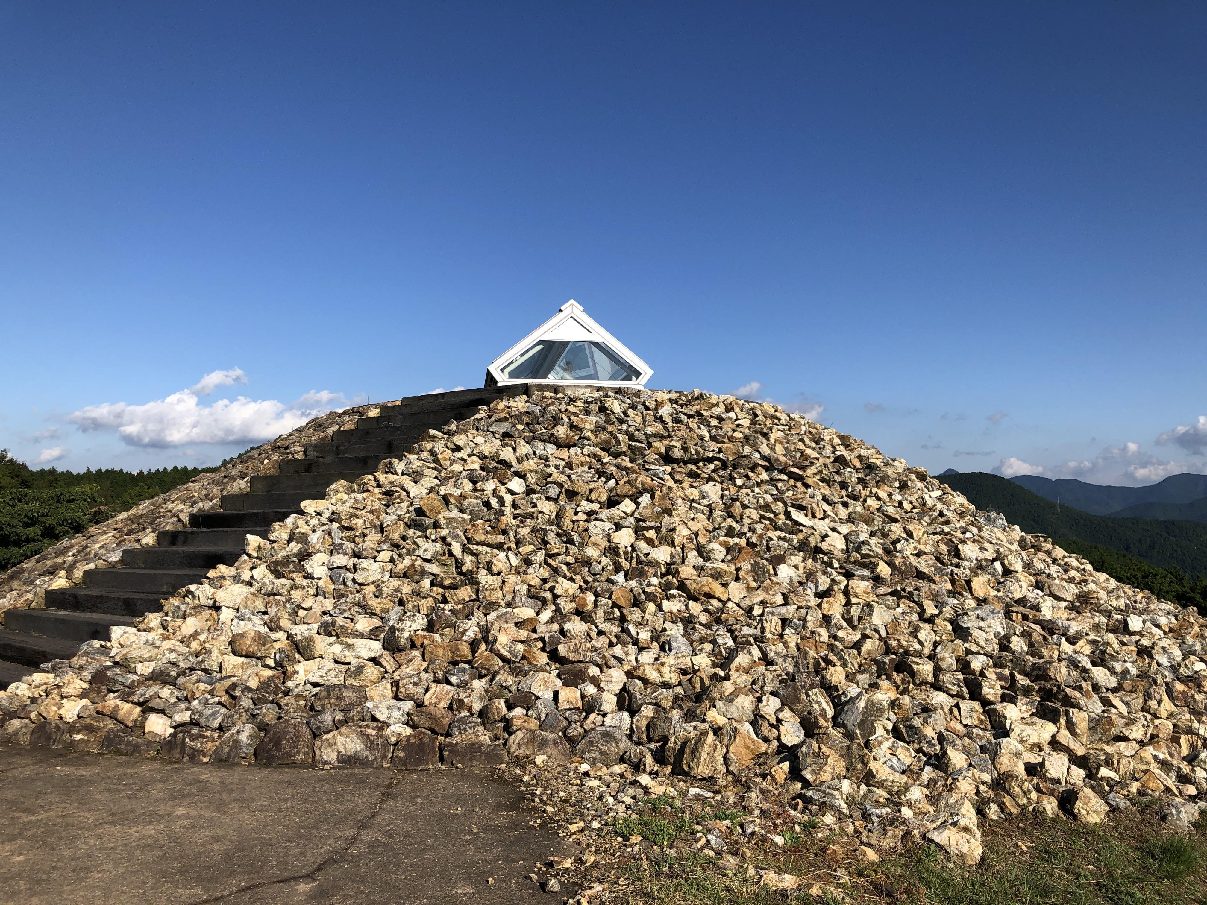 ちょっと冒険!西予市宇和町から行ける「笠置峠古墳」をレポートします!