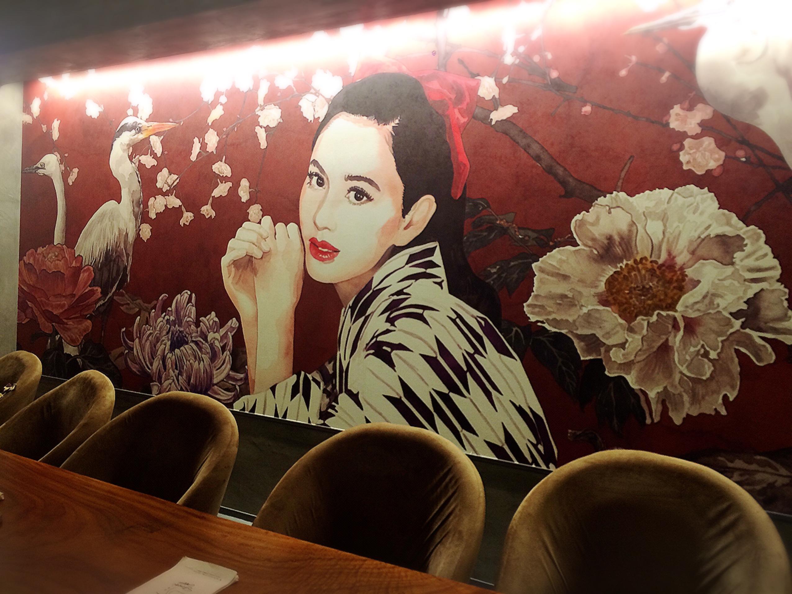 インスタ映え間違いなし!松山 道後商店街を彩るアートなカフェ「白鷺珈琲」で「なつかし ふわとろオムライス」を食べてきたよ!