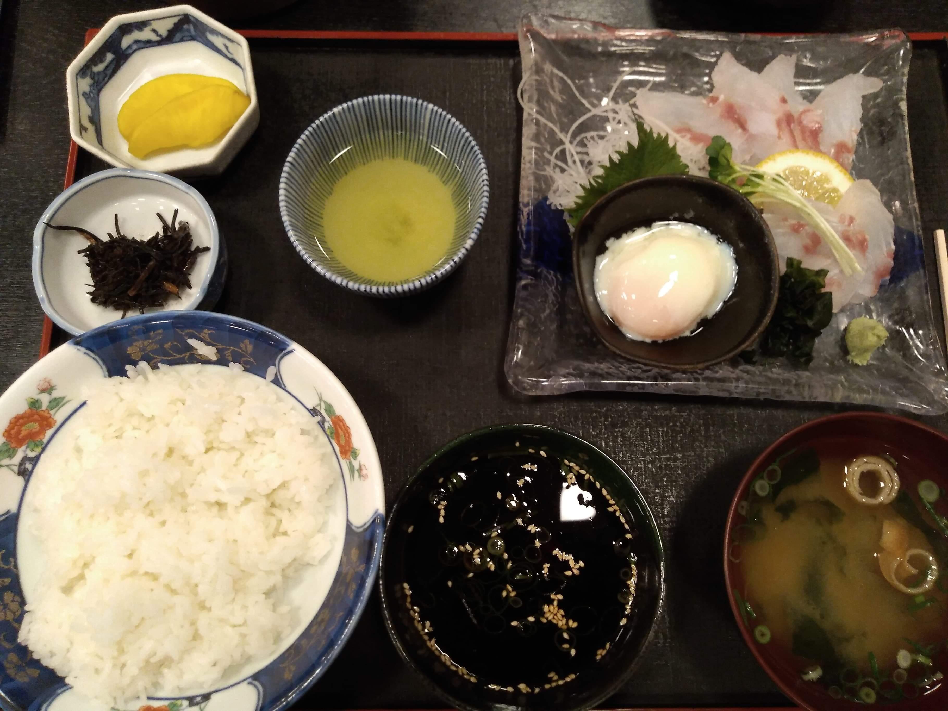 伊方町「亀ヶ池温泉」内にあるよ!「ふるさとレストラン」の郷土料理「日向飯」を食べてきました!
