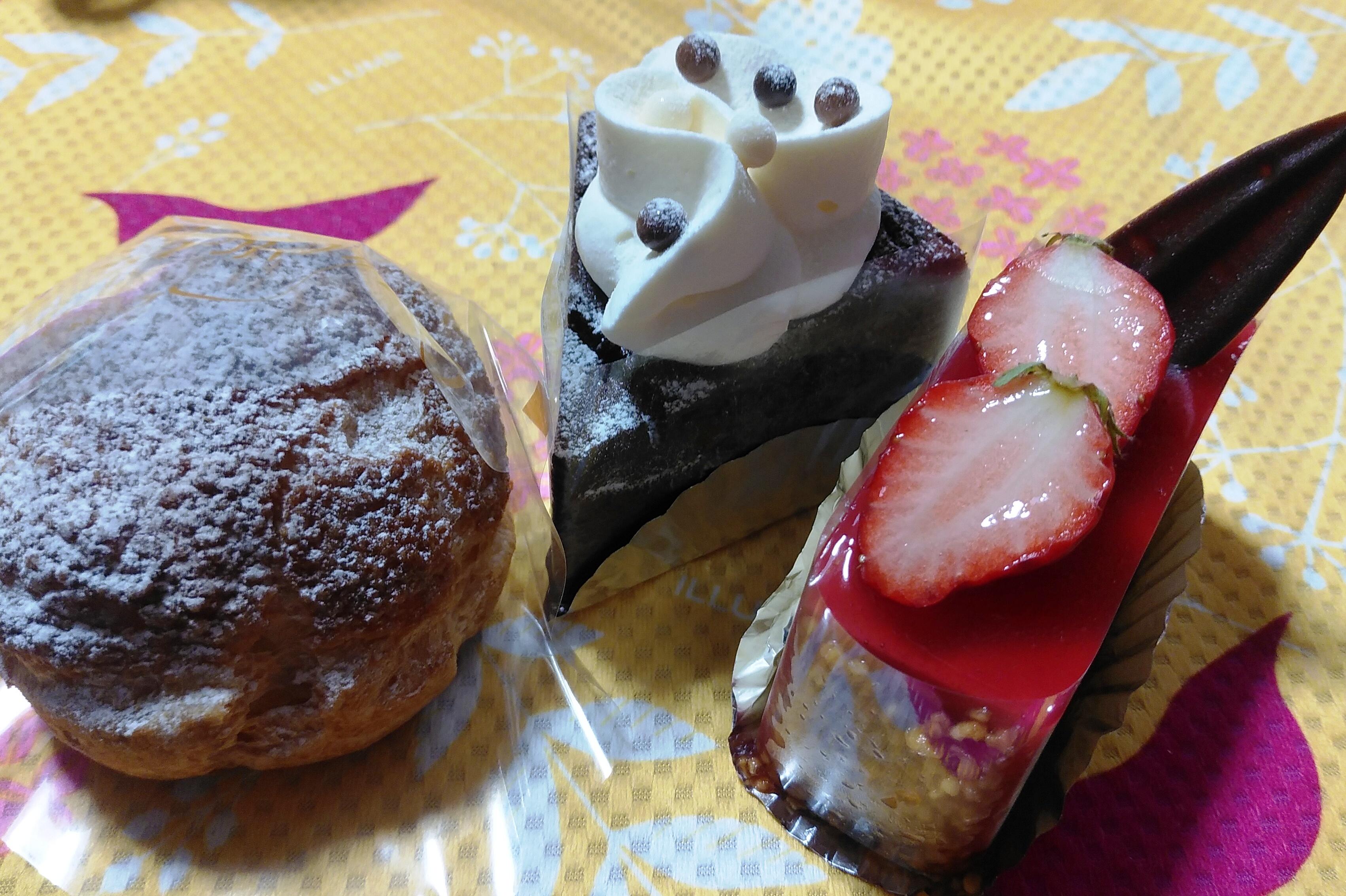 JR伊予大洲駅周辺のケーキ屋めぐり第1弾!「melo洋菓子店」へ行ってきました!