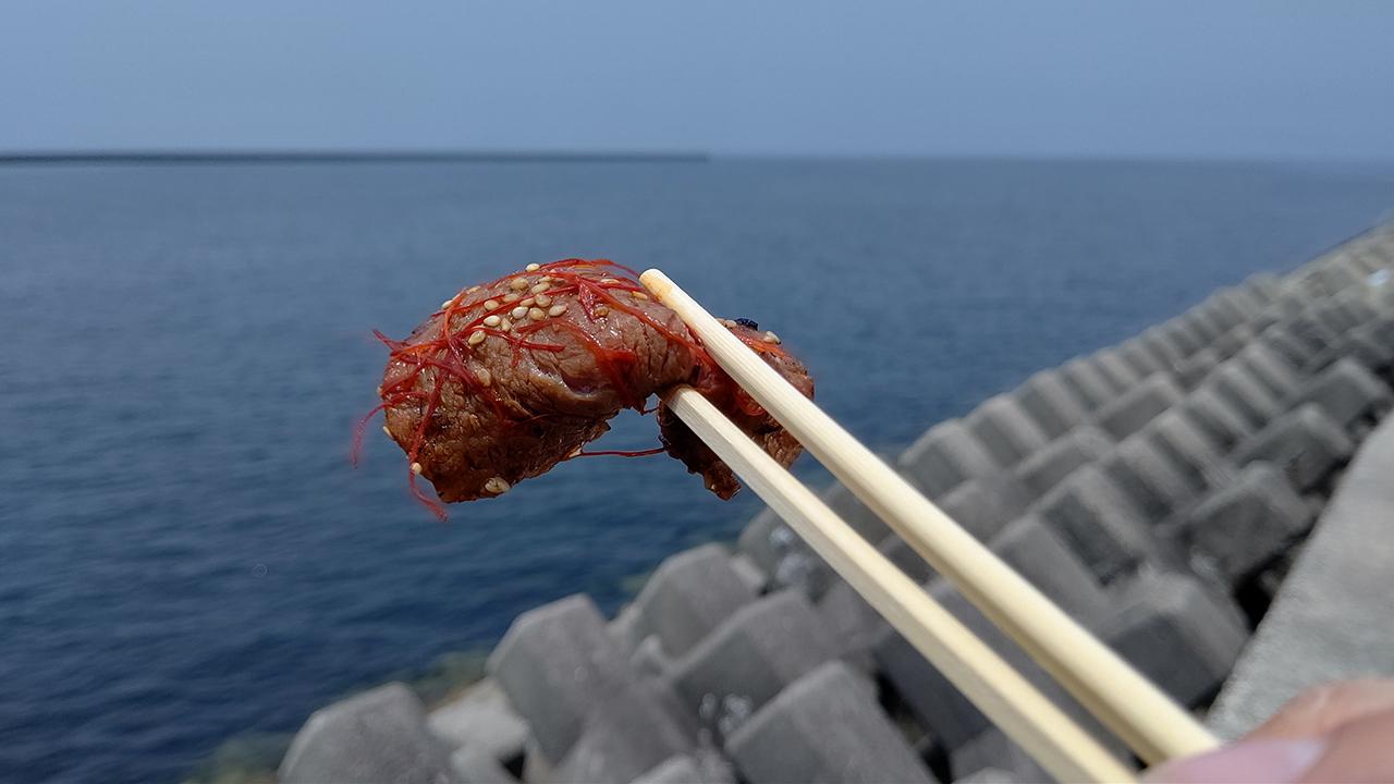 四国中央市の焼肉店「風来坊」がお弁当を開始したので早速食べたらとんでもないレベルだった!!