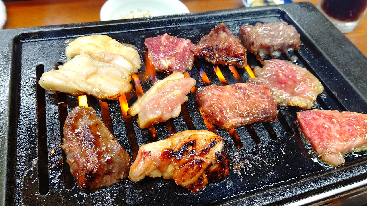 【学割有り】松山市の古き良き雰囲気が残る焼肉店「富久重」(ふくしげ)で夏に向けての英気を養ってきた!