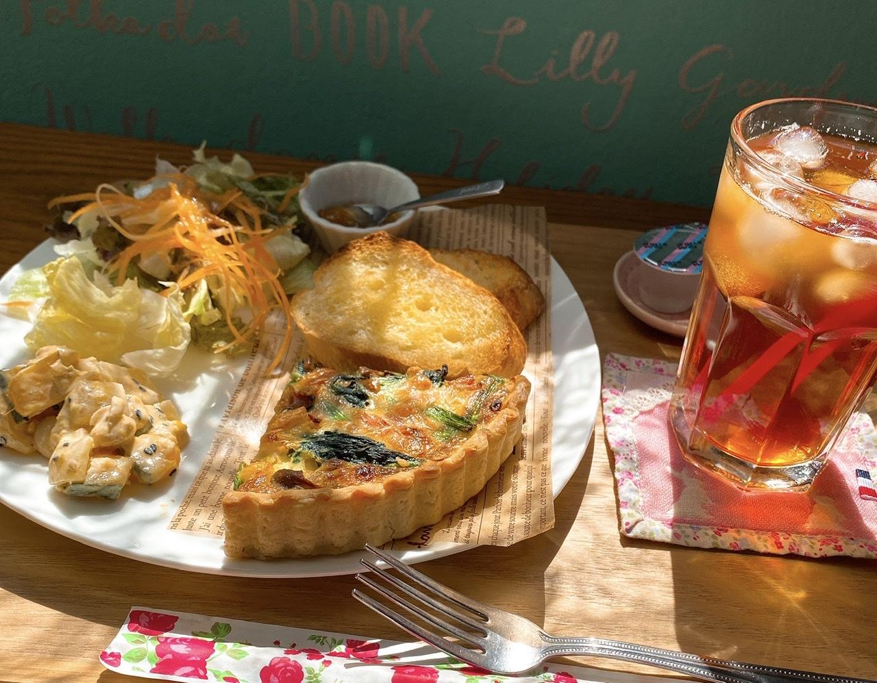 八幡浜で絶品キッシュが食べられる!JR千丈駅前の「Brown  Style」に行ってきました!