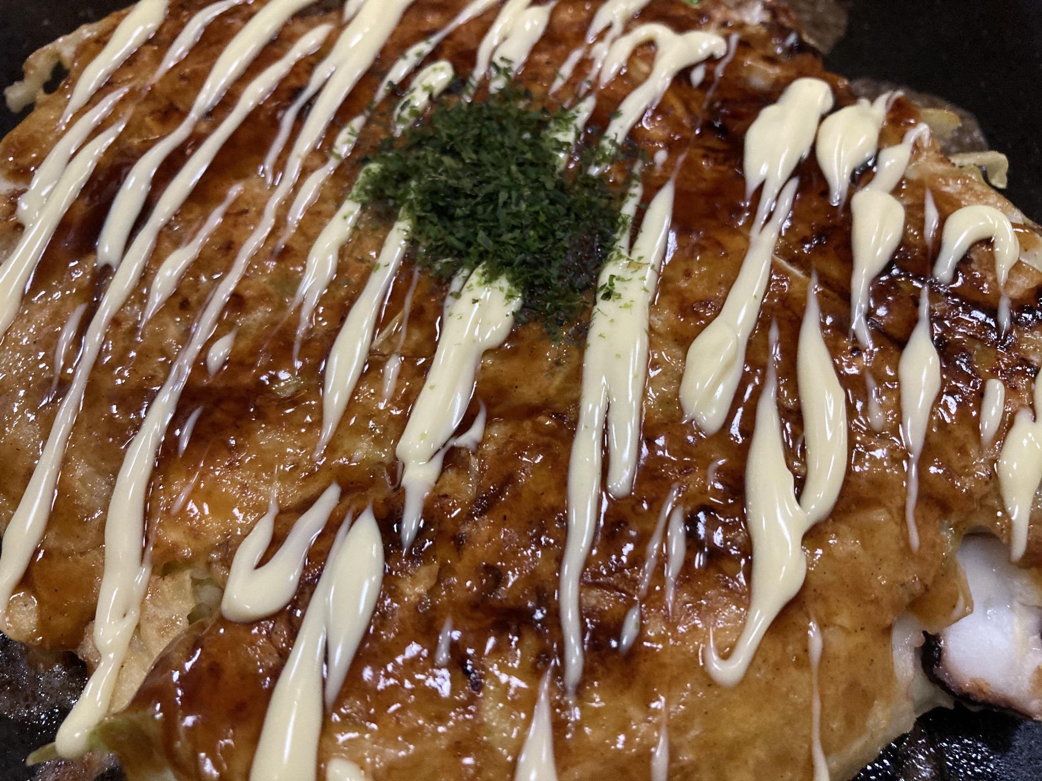 JR卯之町駅から歩いて2分!地元で人気のお好み焼き屋「菊水」をご紹介します!