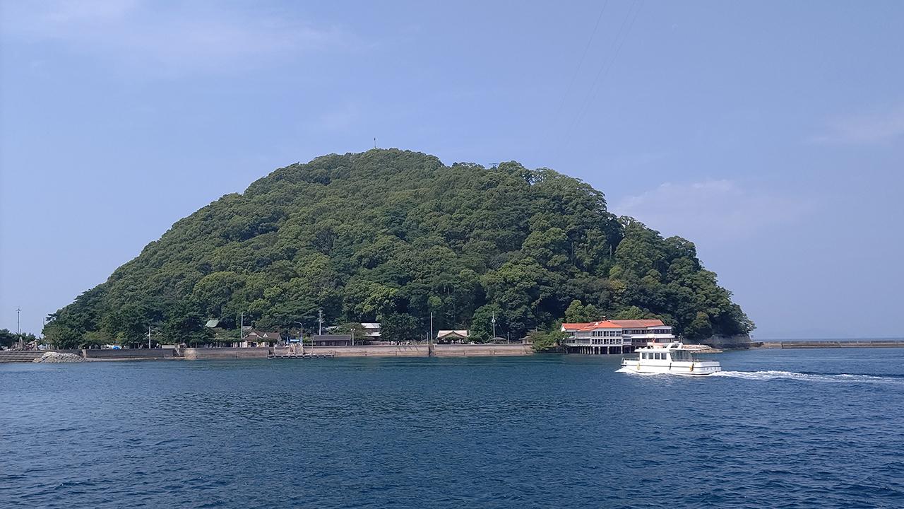 渡船でGO! 松山市北条の沖合にある鹿島へ行ってきた!(その1)