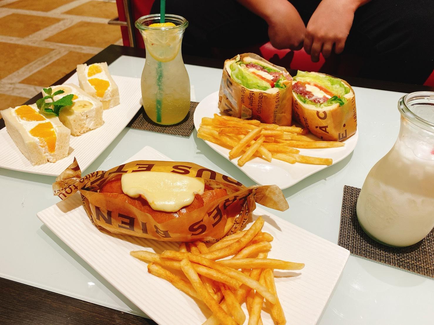 内子町河内にあるオシャレな古民家カフェ!「FFC」でチーズホットドック&サンドイッチを食べてきました!