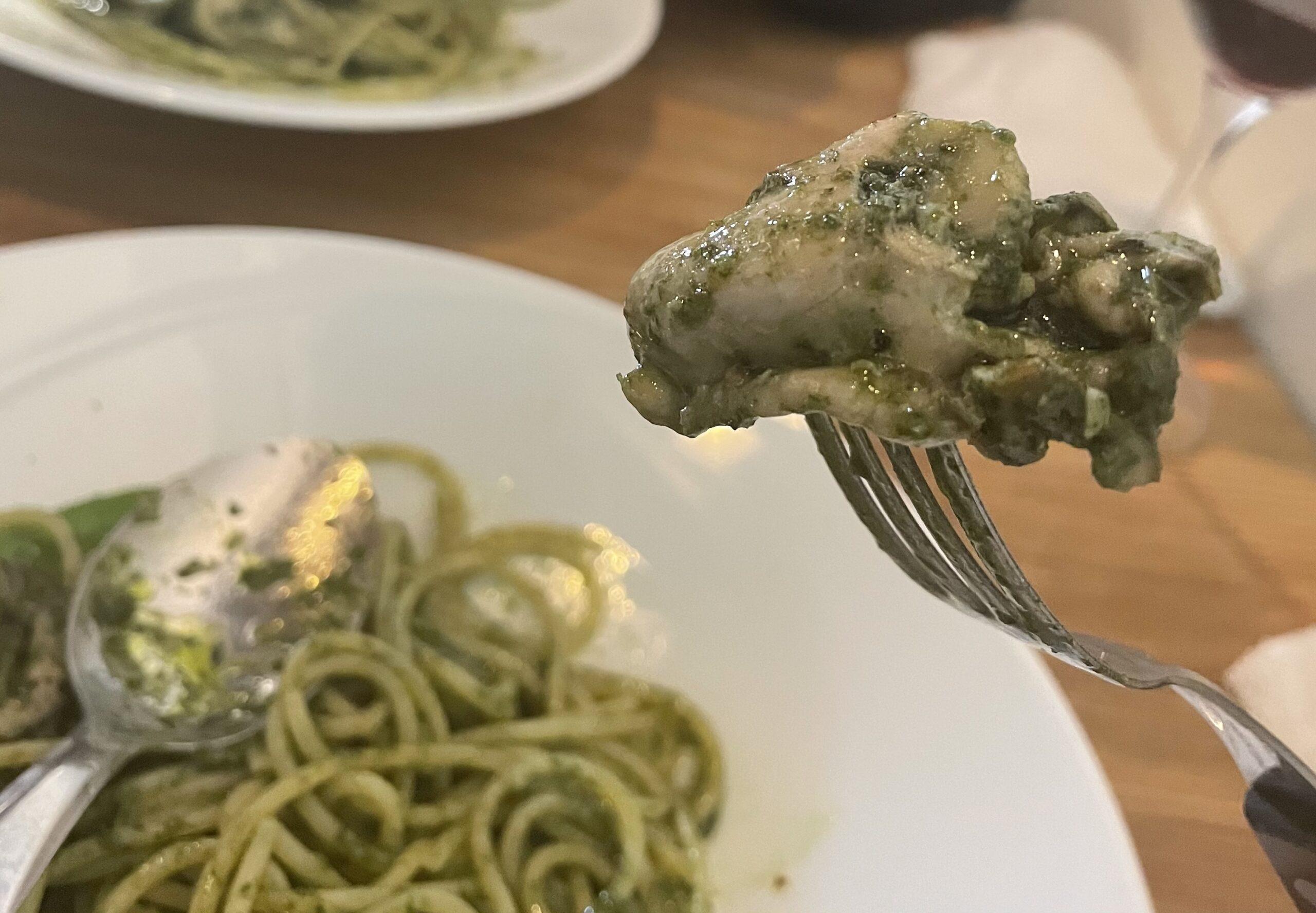 松山のお洒落イタリアン「subako」の旬!牡蠣たっぷりの週末限定「パスタランチ」を食べてきました!