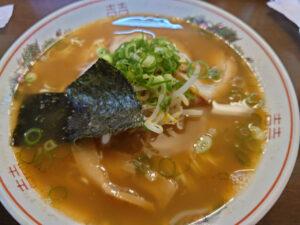 心と体、そしてお財布にも優しい。JR松山駅すぐの「かめ福」のラーメン&牛丼を食べてきた!