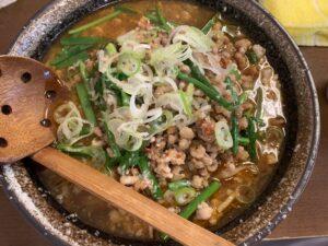 毎月気になる!西予市野村町の「麺や一心」の「月替わりメニュー」を食べてきた!